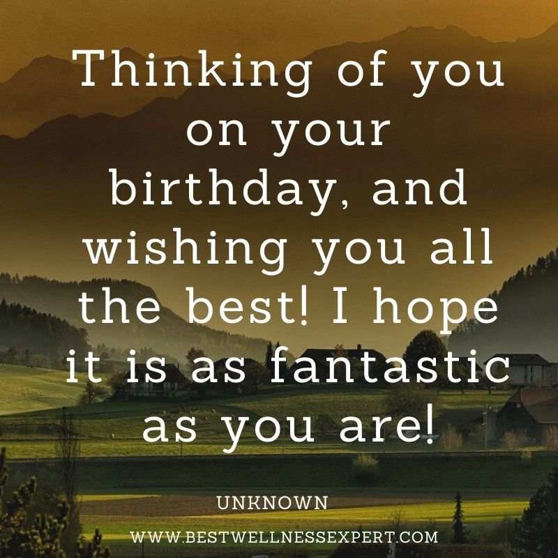 81 Happy Birthday Wishes to a Special Person