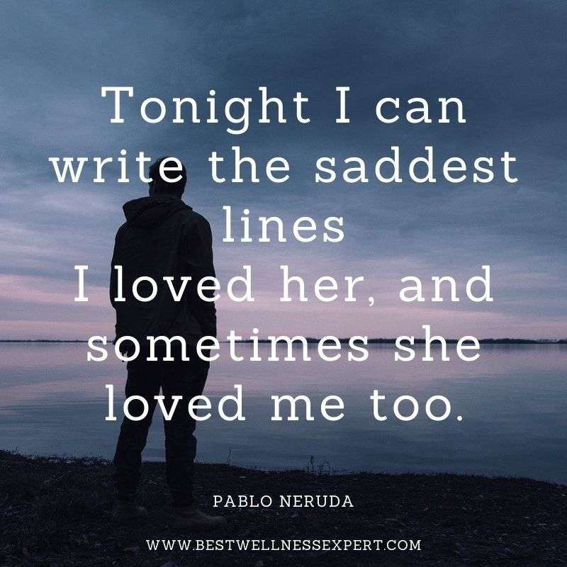 Sad Quotes about Life to Help You Feel Better