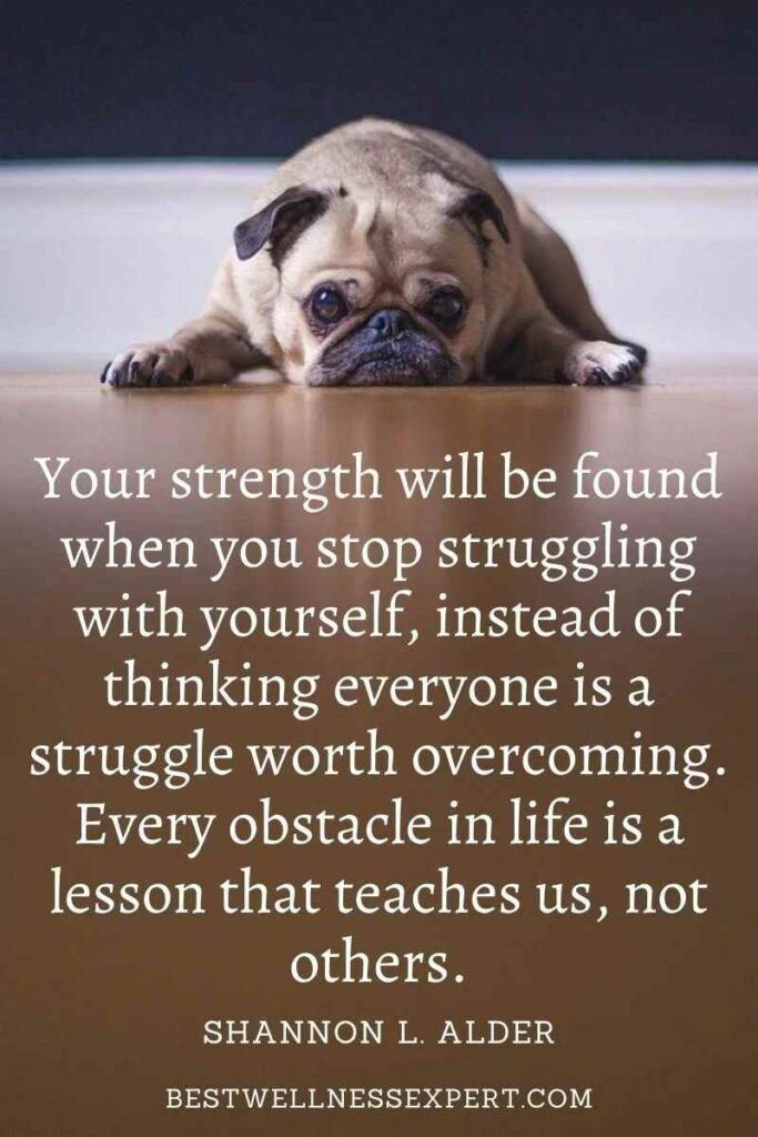 2 Inspirational quotes about Struggle in Life